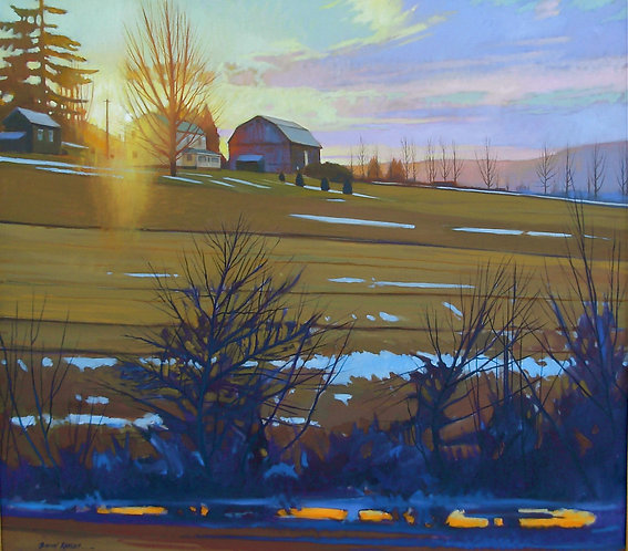 Equinox Evening, Susquehanna