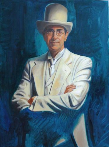 Kurt LIchtmann in Top Hat