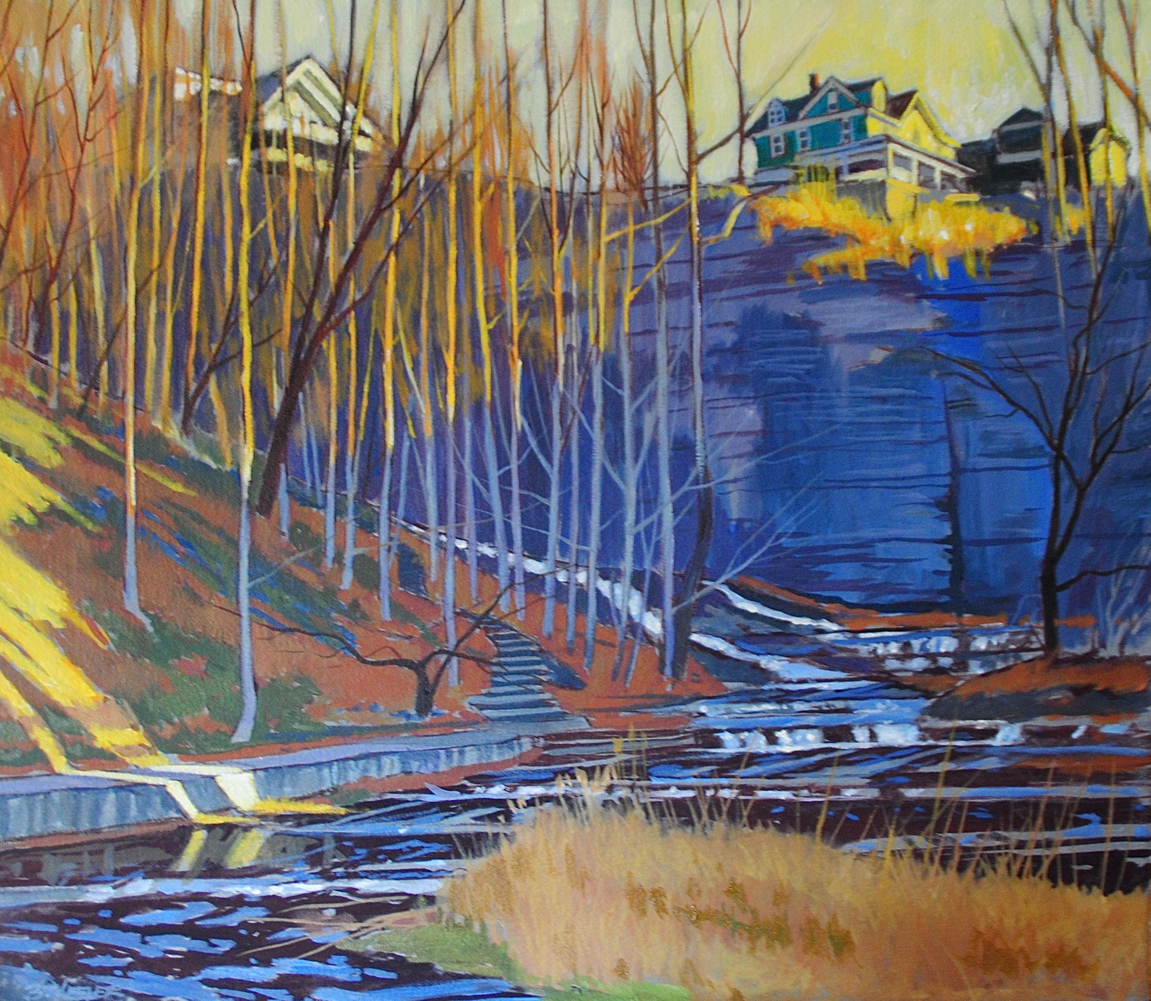 Cliff Dwellers-Cascadilla Gorge