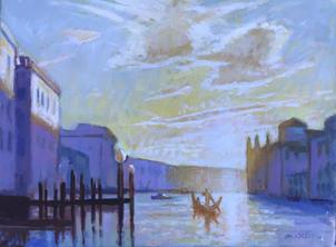 Venice Morning- September