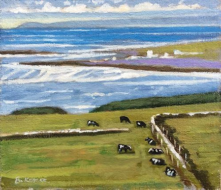Seaside Cows, Doolin