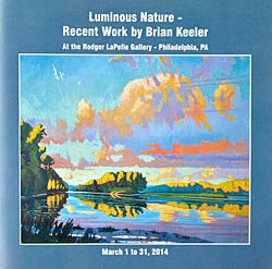 "Rodger LaPelle Gallery - ""Luminous Nature"" -Recent Works by Brian Keeler"