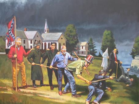 Acute Angles- Oblique Slants- Historical Tyrannies-