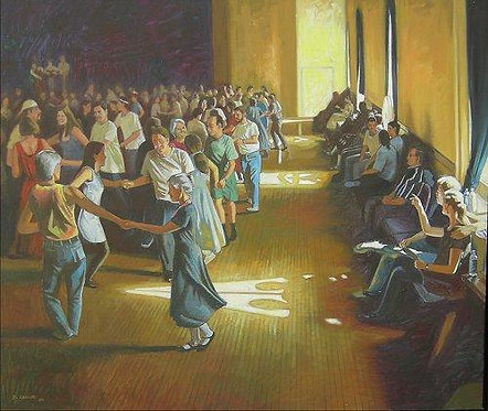 Dance Hall Light