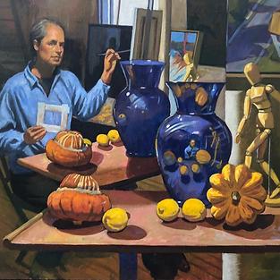 Still Life Painter
