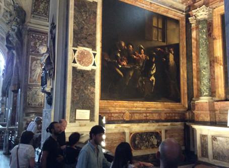 Culling Caravaggio and Carcioffi