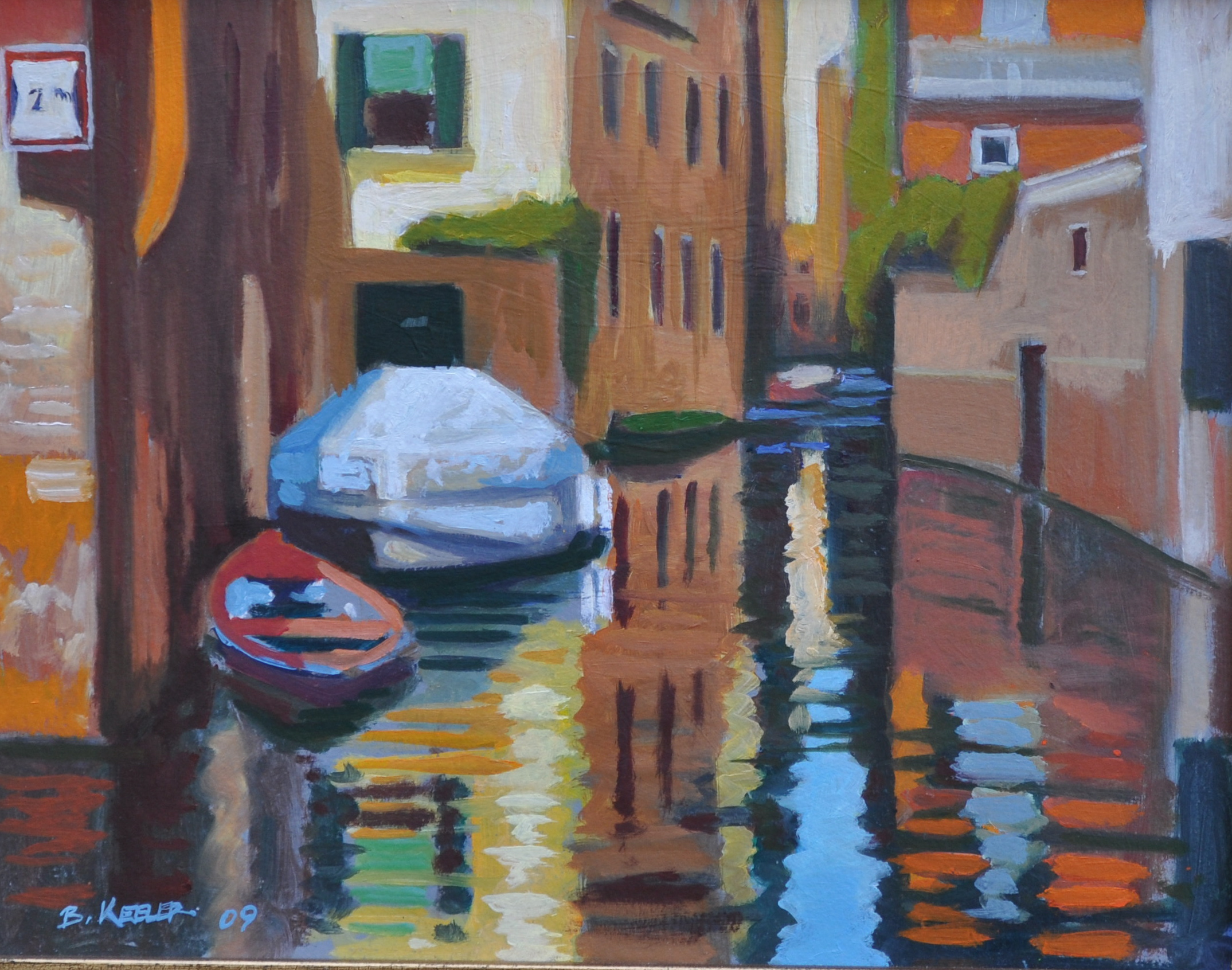 Canal View at San Rocco-VeniceJPG - Copy