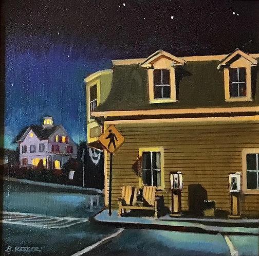 Stonington, Maine, Nocturne of Summer