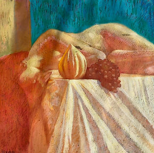 Still Life with Nude.