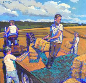 Pennsylvania Harvest.