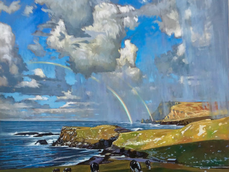 Atlantic Arias- Coastal Connections- Ireland and Maine
