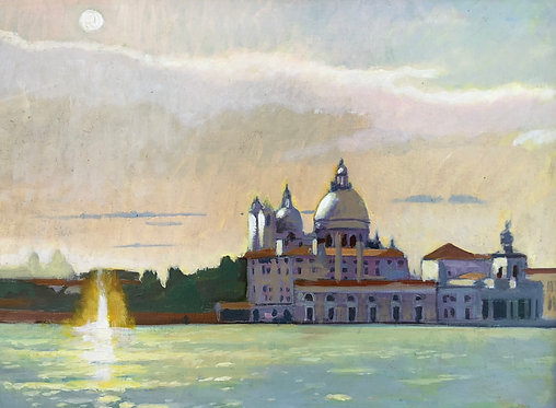 View from San Giorgio, Venice