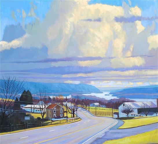 Susquehanna Spring Northumberland Co.