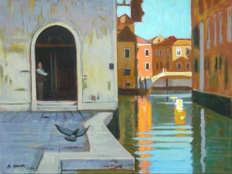 In The Light of Venice- Contemplating La Serenissima, Tintoretto and Ruskin