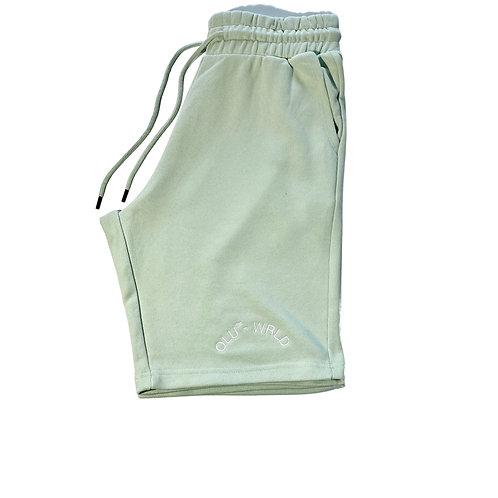 Olu-Wrld Jogger Shorts