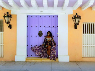 The Colors of Cartagena......