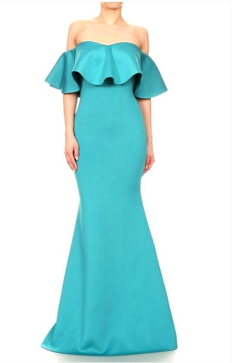 Le Ble evening gown