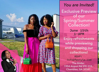 An Exclusive Preview - You're Invited !