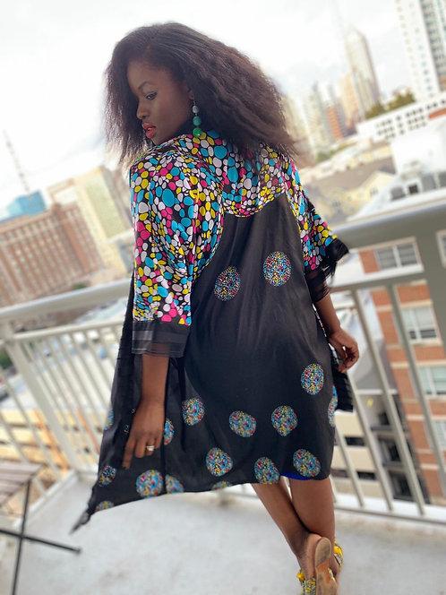 """""""Kimono"""" Out of Lagos exclusive design"""