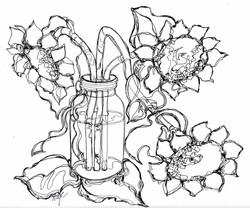 sunflower beljarline