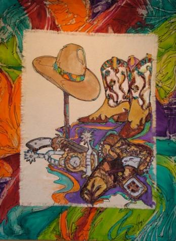 Western Still life one