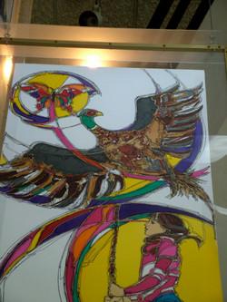 Closeup of last art of Mobi
