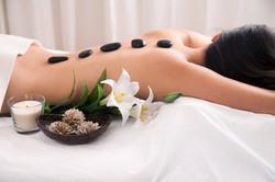 Soothing Hot Stone Massage!