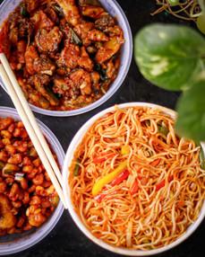 Noodles & stir fry