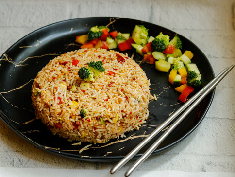 Chilli Oil Fried Rice