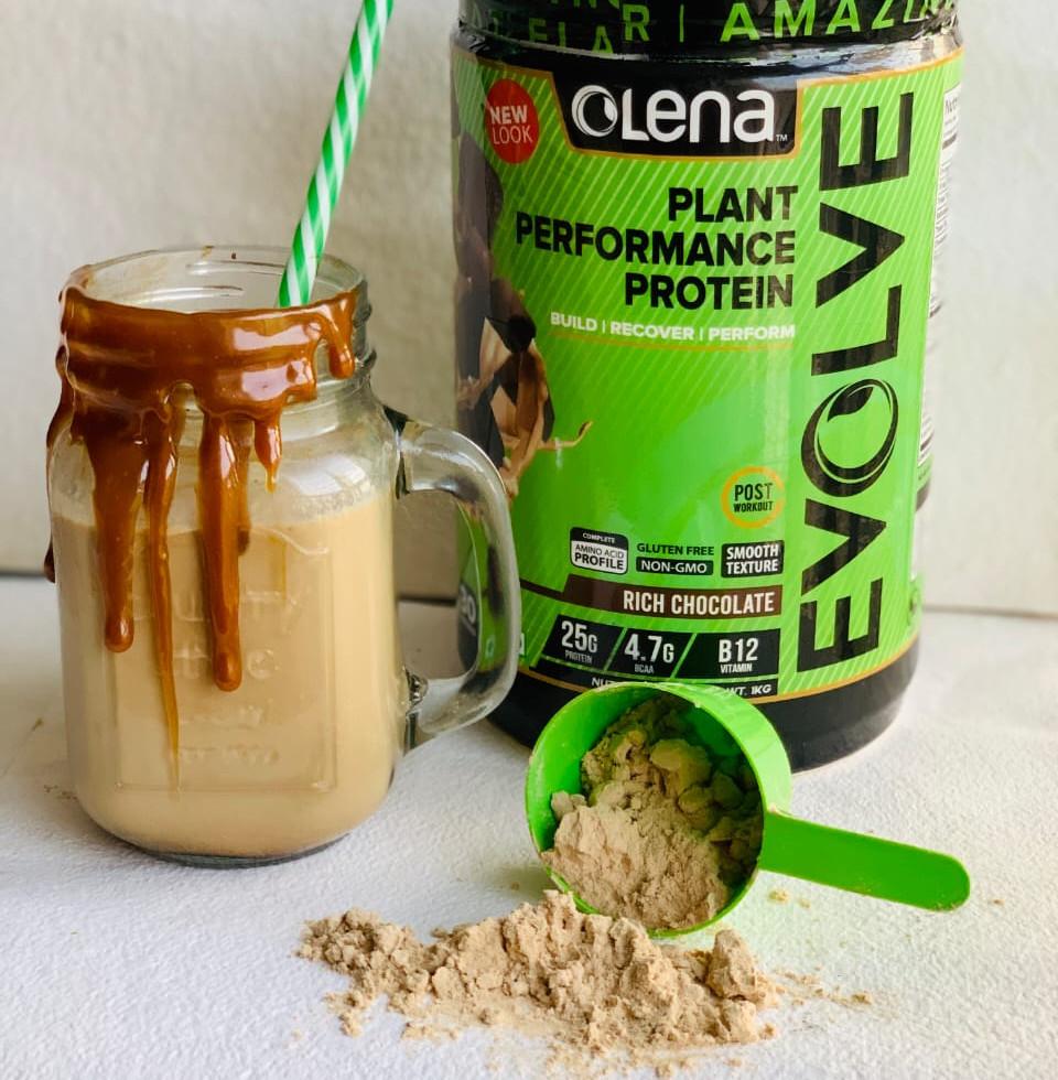 Olena Protein smoothie
