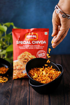 Special Chivda, Chitale
