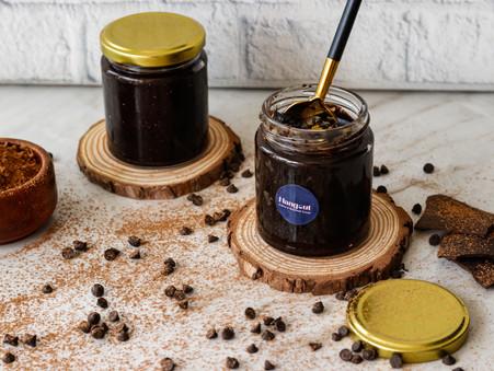 Chocolate Ganache Jars