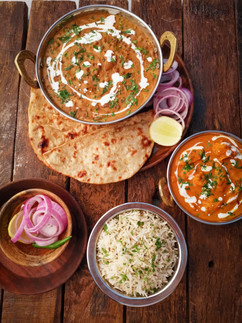 The Perfect Indian Meal