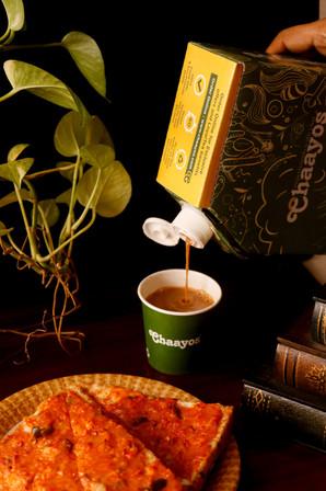 Indian Tea shot
