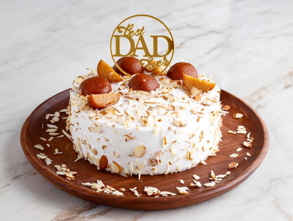 Father's Day Gulab Jamun