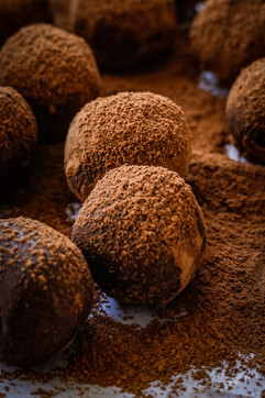 Chocolate Truffles, Chic Choc by Sujhav