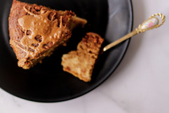 Biscoff Cake Slice
