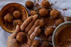 Making of Truffles, Chic Choc by Sujhav