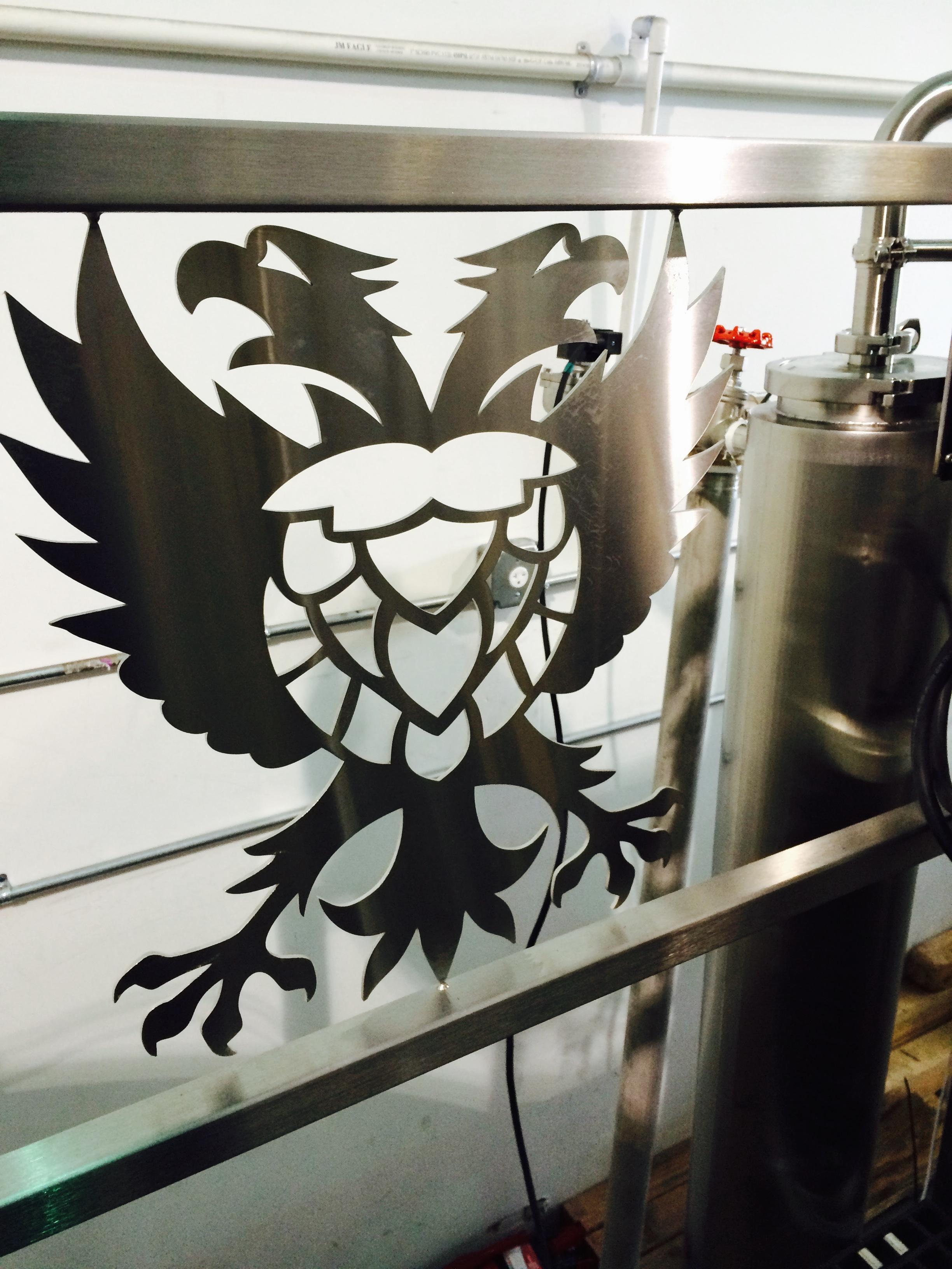 Eagle, beer