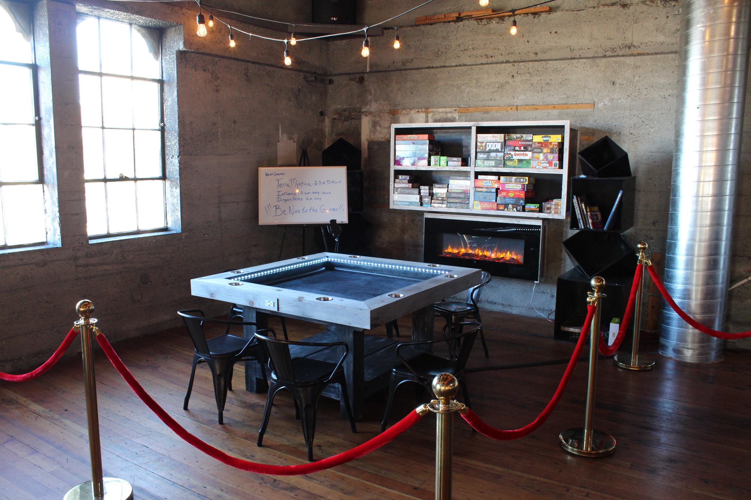 Tacoma Beer and Board Games