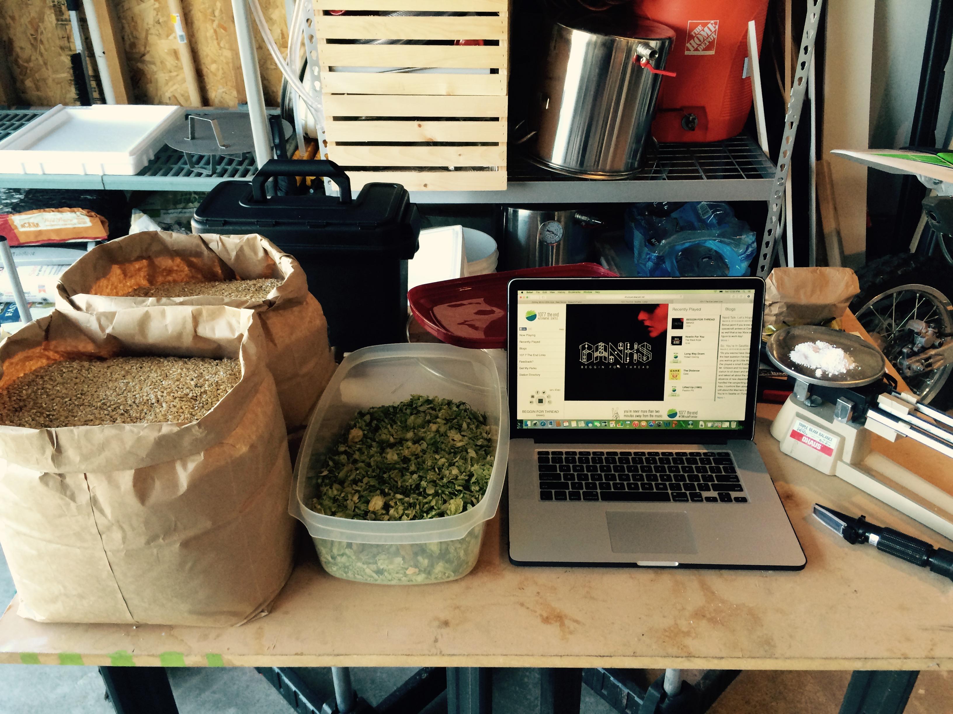 garage craft brewing