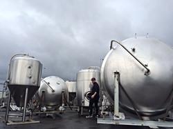 giant fermenters