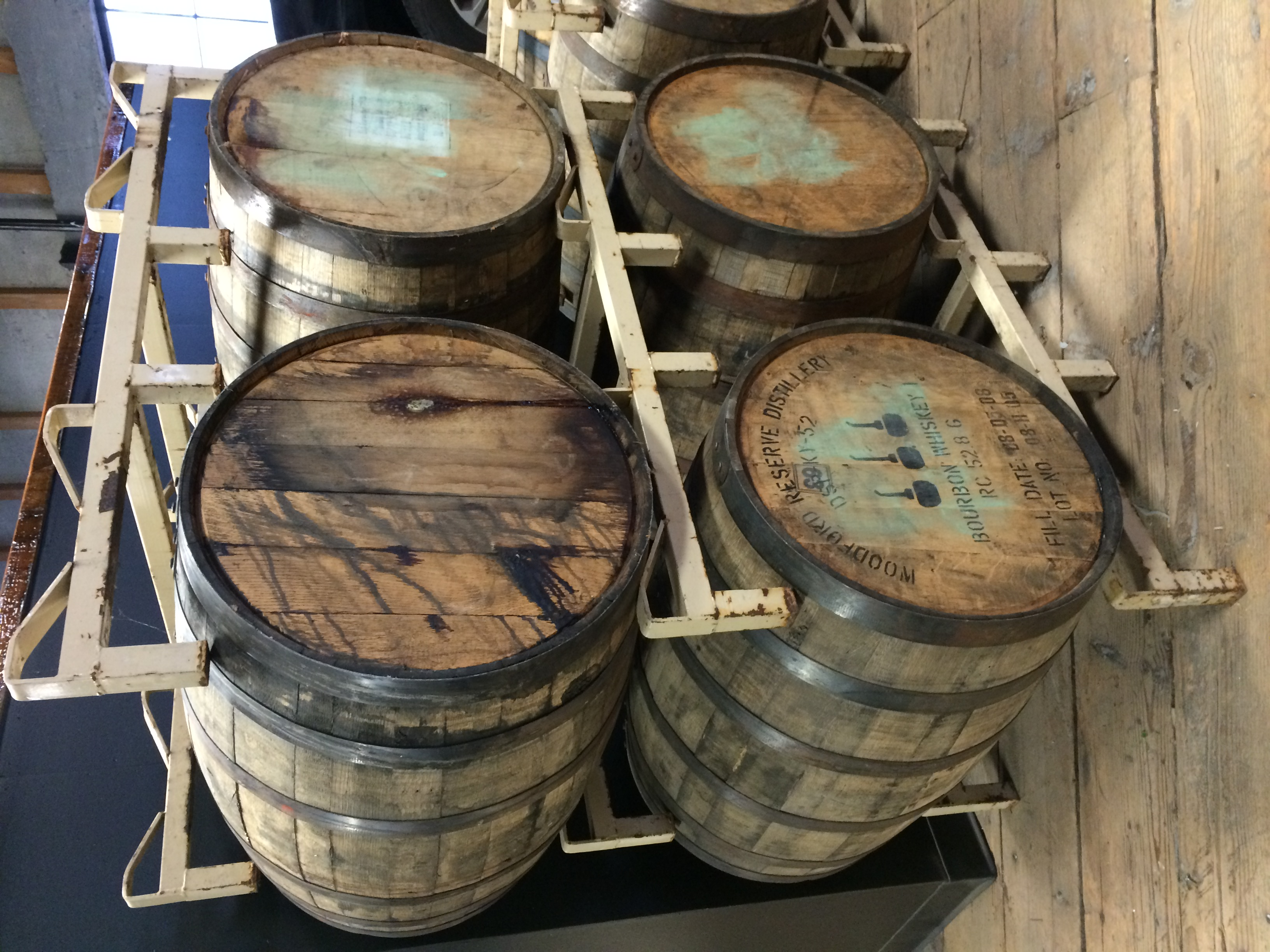 Mac'n'Jacks Barrels