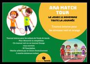ARA MATCH TOUR Tournoi Interne