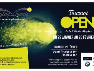 Tournoi Open de la Ville de Meylan