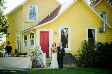 That Farmhouse!   Simaltis Wedding