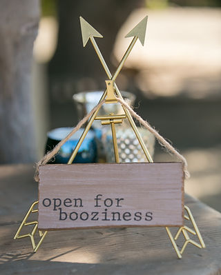 Open for Booziness | Copper & Crystal | Mobile Bartending