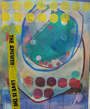 cling21_2020-mixed media on canvas_53x65