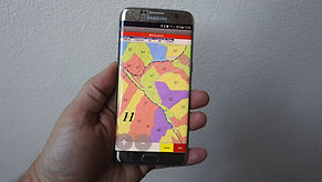 Forstkarte as App