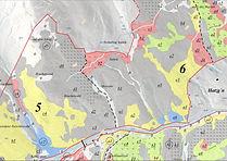 Forstkarte Agrargemeinschaft Wirtschaftskarte Altersklassen
